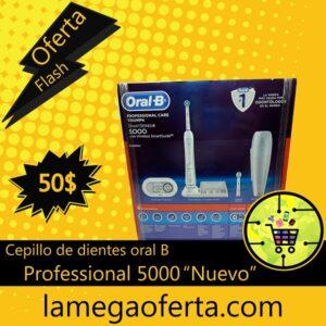 cepillo eléctrico oral b professional care triumph 5000 la mega oferta
